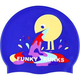 Funky Trunks Silicone Badmuts, hurley